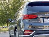 Hyundai Santa Fe 2019 года за 14 400 000 тг. в Караганда – фото 5