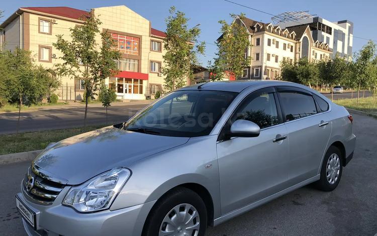 Nissan Almera 2014 года за 3 750 000 тг. в Шымкент