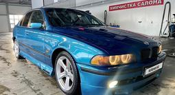 BMW 528 1996 года за 3 300 000 тг. в Караганда – фото 2