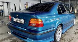 BMW 528 1996 года за 3 300 000 тг. в Караганда – фото 4