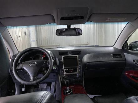 Lexus GS 300 2005 года за 4 900 000 тг. в Уральск – фото 3