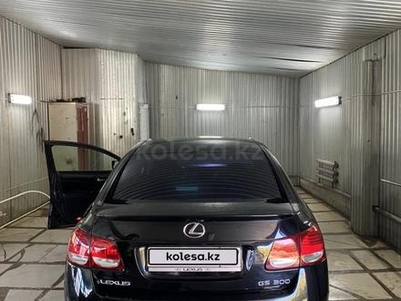 Lexus GS 300 2005 года за 4 900 000 тг. в Уральск – фото 6