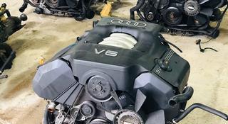Контрактный двигатель Skoda Superb AMX объём 2.8Л Из Швейцарии! Гарантия! за 250 280 тг. в Нур-Султан (Астана)