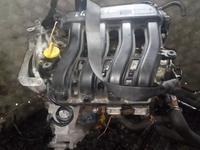 Двигатель k4m дастер 1.6 за 270 000 тг. в Уральск