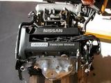 Привозной двигатель (АКПП) Ниссан Сирена, Ларго, Рнесса — SR20, CD20… за 200 000 тг. в Алматы – фото 2