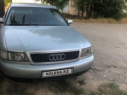Audi A8 1998 года за 3 000 000 тг. в Шымкент – фото 3
