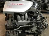 Двигатель Honda K24A 2.4 DOHC i-VTEC за 420 000 тг. в Уральск – фото 3