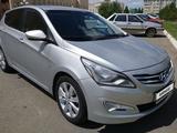Hyundai Solaris 2014 года за 3 750 000 тг. в Уральск – фото 3