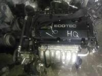 Двигатель на Шевролет Круз f18d4-f16d4 за 450 000 тг. в Алматы