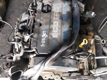 Двигатель на Шевролет Круз f18d4-f16d4 за 450 000 тг. в Алматы – фото 2