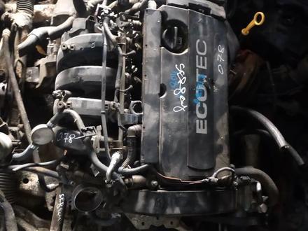 Двигатель на Шевролет Круз f18d4-f16d4 за 450 000 тг. в Алматы – фото 4