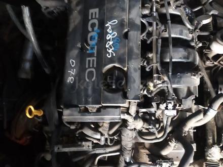 Двигатель на Шевролет Круз f18d4-f16d4 за 450 000 тг. в Алматы – фото 6
