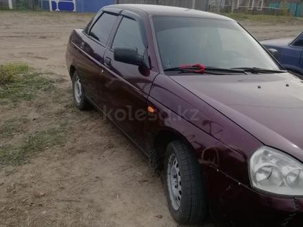 ВАЗ (Lada) 2170 (седан) 2007 года за 1 050 000 тг. в Костанай – фото 4