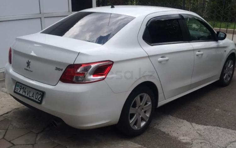 Peugeot 301 2014 года за 3 850 000 тг. в Алматы