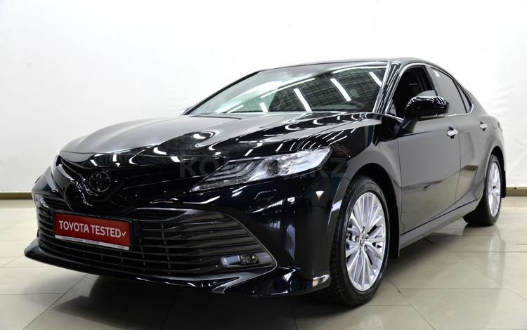 Toyota Camry 2021 года за 17 000 000 тг. в Шымкент