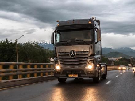 Mercedes-Benz  Actros 1851 LS 2021 года за 37 000 000 тг. в Алматы – фото 4