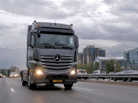 Mercedes-Benz  Actros 1851 LS 2021 года за 37 000 000 тг. в Алматы – фото 5