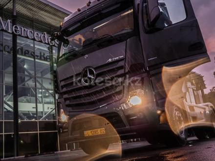 Mercedes-Benz  Actros 1851 LS 2021 года за 37 000 000 тг. в Алматы – фото 3