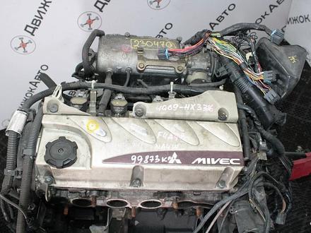 Двигатель MITSUBISHI 4G69 Контрактная за 216 600 тг. в Новосибирск