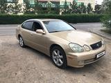Lexus GS 300 2002 года за 3 500 000 тг. в Нур-Султан (Астана) – фото 2