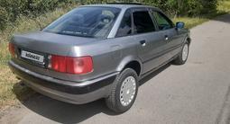 Audi 80 1993 года за 1 220 000 тг. в Алматы – фото 2