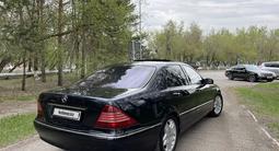 Mercedes-Benz S 350 2003 года за 3 700 000 тг. в Караганда – фото 4
