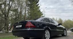 Mercedes-Benz S 350 2003 года за 3 700 000 тг. в Караганда – фото 5