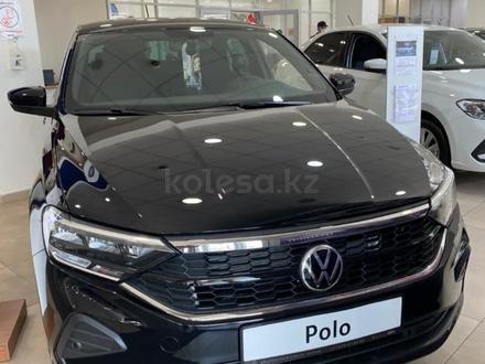 Volkswagen Polo Origin 2021 года за 6 926 000 тг. в Семей