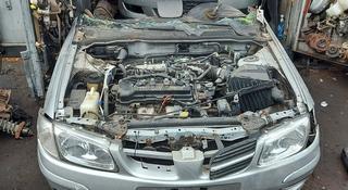Двигатель на Nissan Almera за 160 000 тг. в Алматы