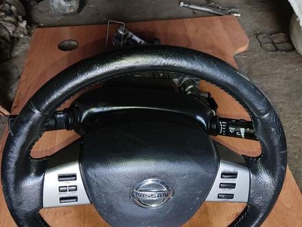 Nissan altima контрактный руль за 10 000 тг. в Алматы – фото 4