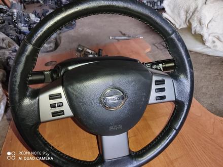 Nissan altima контрактный руль за 10 000 тг. в Алматы – фото 9