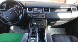Land Rover Range Rover Sport 2010 года за 6 000 000 тг. в Актау – фото 4