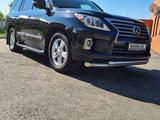Lexus LX 570 2014 года за 22 100 000 тг. в Петропавловск – фото 2
