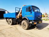 КамАЗ  КамАЗ Галичанин шасси 43118 2014 года 2012 года за 20 000 000 тг. в Аксай