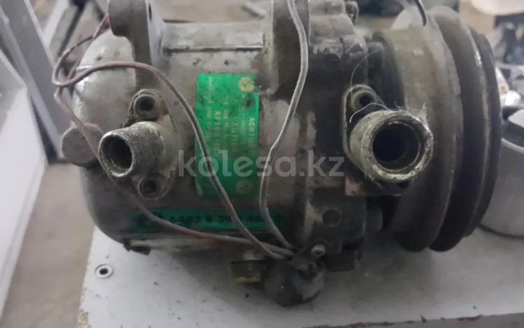 Компрессор кондиционера бмв е34 мотор паук узкий шкиф за 16 000 тг. в Актобе