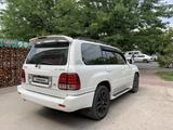 Lexus LX 470 1999 года за 5 000 000 тг. в Шымкент – фото 2