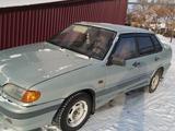 ВАЗ (Lada) 2115 (седан) 2002 года за 1 000 000 тг. в Атбасар – фото 4