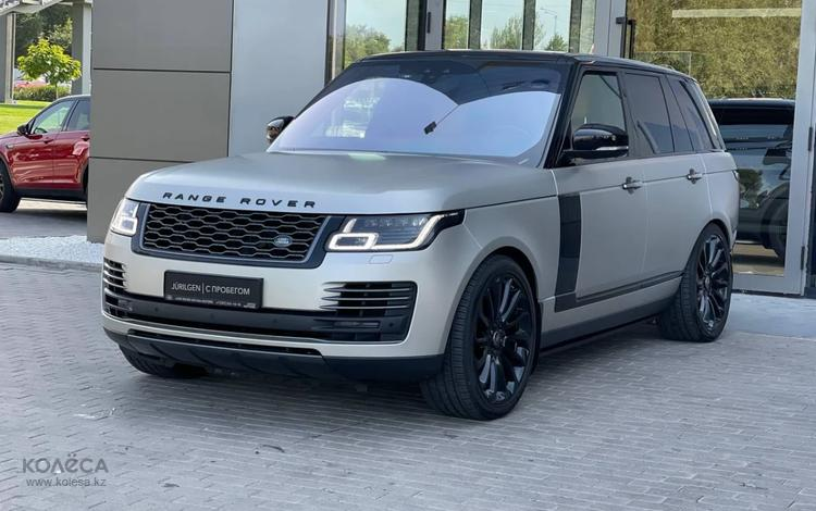 Land Rover Range Rover 2019 года за 65 500 000 тг. в Алматы