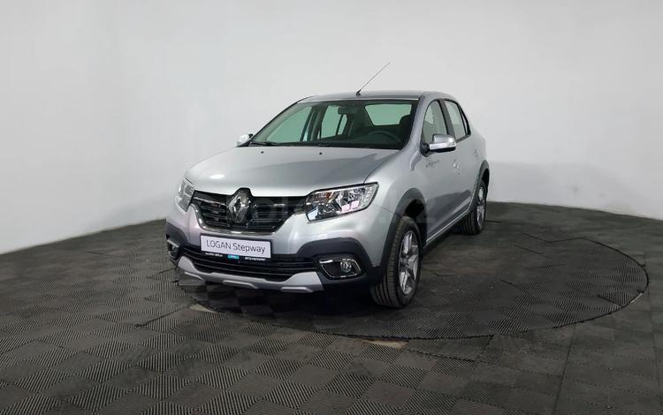 Renault Logan Stepway Drive AT 2021 года за 7 948 000 тг. в Павлодар