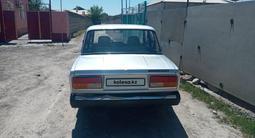 ВАЗ (Lada) 2107 2010 года за 900 000 тг. в Туркестан – фото 3