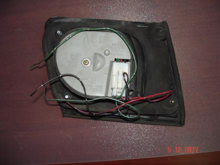Стопсигнал крышки багажника правый ММС DIAMANTE 1995 г.в за 5 000 тг. в Семей – фото 2