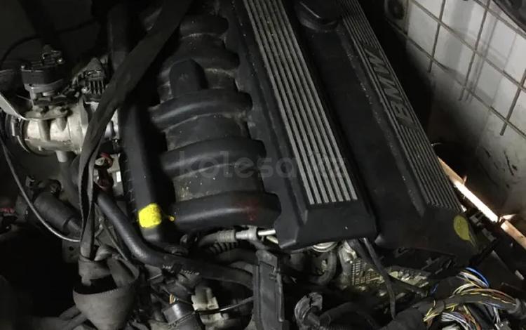 Двигатель на БМВ М 52 за 380 000 тг. в Алматы