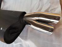 Выхлоп Brabus original на Mercedes w211 за 200 000 тг. в Алматы
