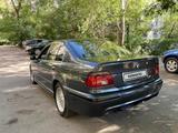 BMW 528 1997 года за 2 500 000 тг. в Алматы – фото 4