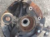 Кулак поворотный Toyota Highlander II 3.5 2007 задн. Лев. (б… за 33 000 тг. в Костанай – фото 2