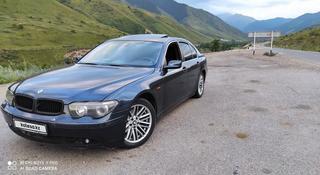 BMW 735 2002 года за 2 480 000 тг. в Алматы