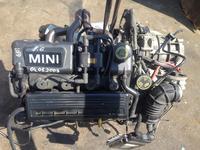 Двигатель и коробка 1.6 за 250 000 тг. в Алматы
