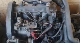 Контрактный двигатель Wolgsvagen Passat 1.9 турбо дизель фольксваген TDI за 250 000 тг. в Караганда – фото 4