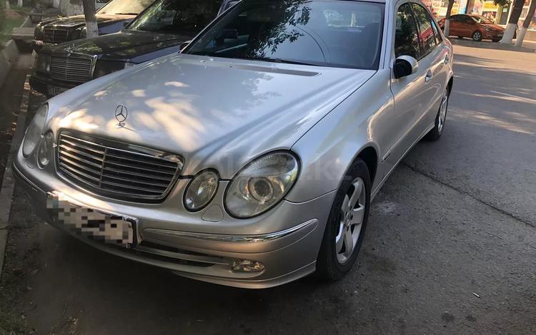 Mercedes-Benz E 320 2003 года за 3 500 000 тг. в Шымкент
