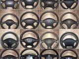 Руль на Nissan Presage в комплекте с Airbag за 15 000 тг. в Алматы – фото 4